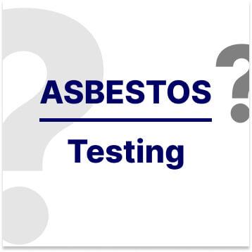 Why asbestos testing?
